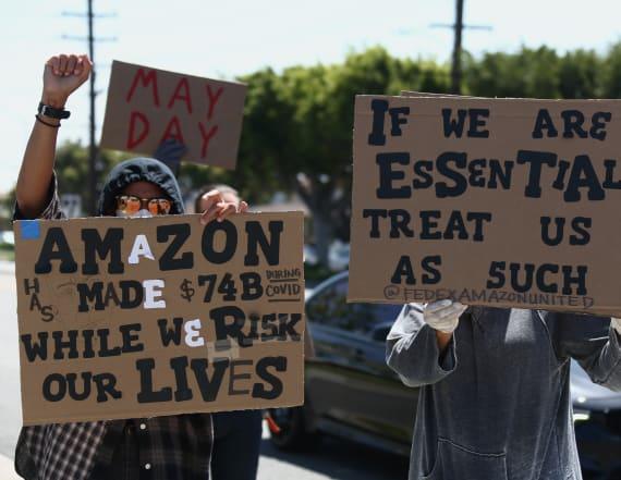 Amazon whistleblowers slam 'brainwashing'