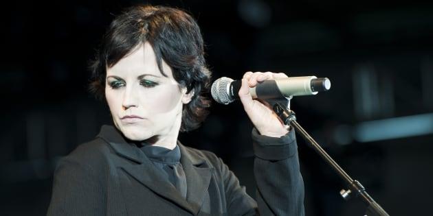 """Dolores O'Riordan s'apprêtait à enregistrer une reprise de """"Zombie"""" avec un groupe de metal"""