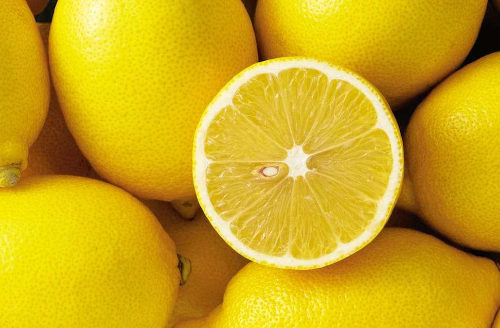 Woman credits early cancer diagnosis to viral lemon photo