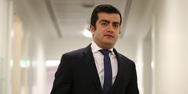 Labor Senator Sam Dastyari has responded to a One Nation jibe.