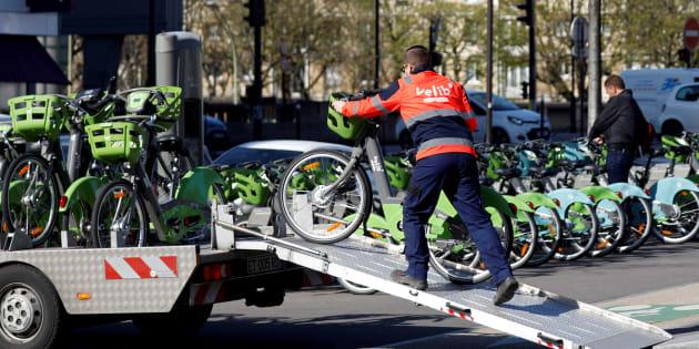 Le prestataire de Vélib promet un service complet début 2019/