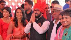 Aamir Khan To Hold Special Screening Of 'Dangal' For Mahavir Singh Phogat And