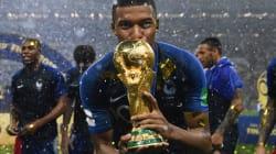 La France prend la tête du classement Fifa, une première depuis