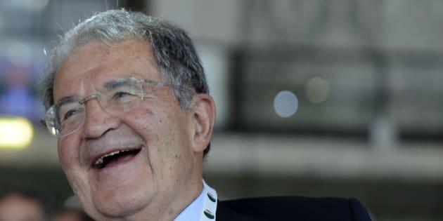 """Romano Prodi: """"Io alla Leopolda? Non sapevo nemmeno che ci fosse"""""""