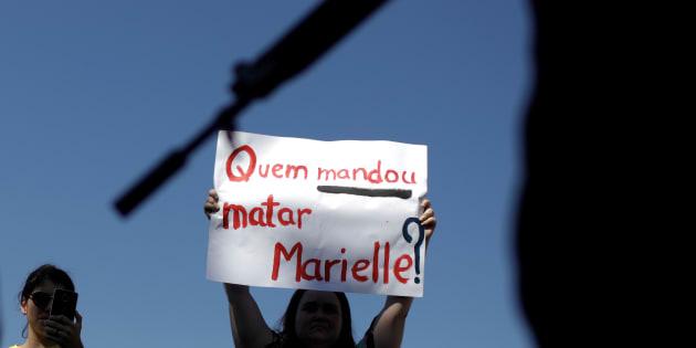Assassinato de Marielle completa dois meses no próximo dia 14.