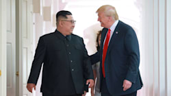 Trump: Kim Jong Un And I 'Fell In