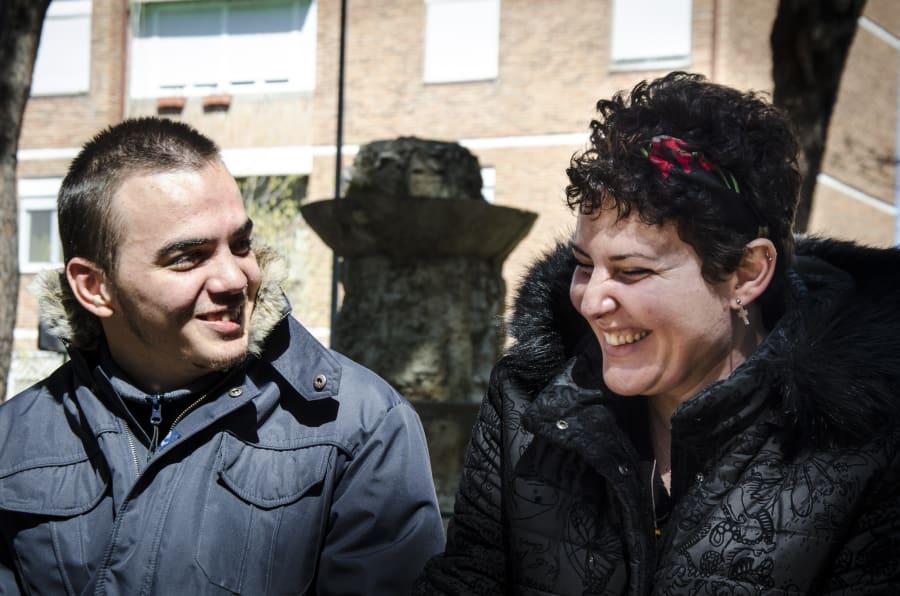 Luciano e Claudia