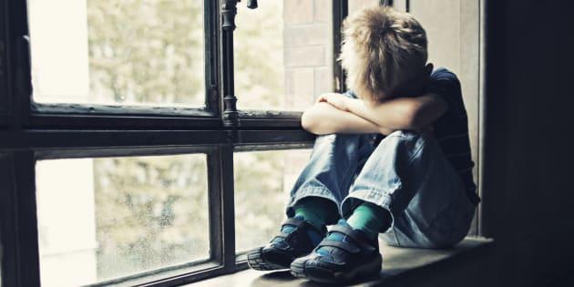 ¿Por qué son infelices nuestros niños?