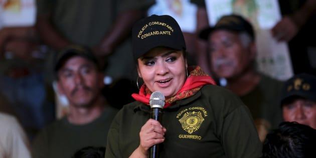 La activista exigió una disculpa pública del candidato presidencial.