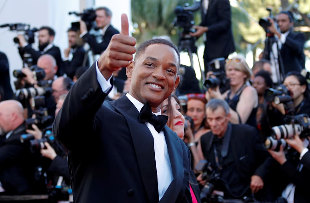 Will Smith and Adam Sandler are 2 of the highest-paid actors