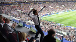 France Win The World Cup And Emmanuel Macron Is Absolutely Loving