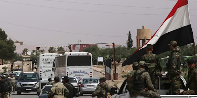 Syrie: le régime annonce la reprise totale de la Ghouta orientale