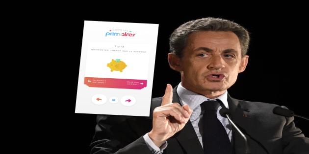 "Tinder lance ""Swipe les primaires""."