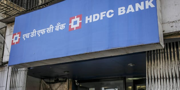 A file photo of HDFC Bank.
