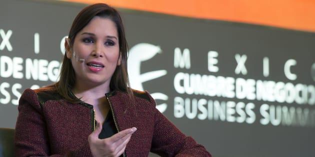 Ximena Puente de la Mora renuncia al INAI