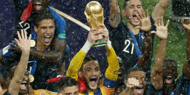Un Mondiale vinto col gioco all