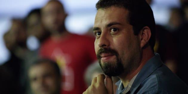 Guilherme Boulos é líder do MTST (Movimento dos Trabalhadores Sem Teto).