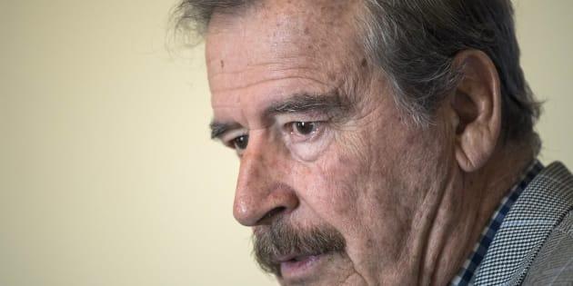 Vicente Fox aseguró que no actuará jurídicamente para seguir manteniendo su pensión.