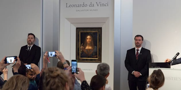 Les chiffres vertigineux du marché de l'art en 2017.