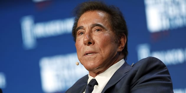 Billionaire Steve Wynn quits as Republican finance chief amid sexual assault claims