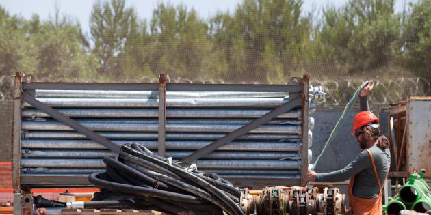 """Parlamentari M5s alla procura di Lecce: """"Sequestrate il gasdotto Tap"""""""