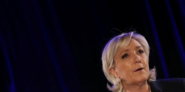Marine Le Pen ne renoncera pas si elle est mise en examen.