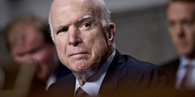 Usa: è morto il senatore repubblicano John McCain