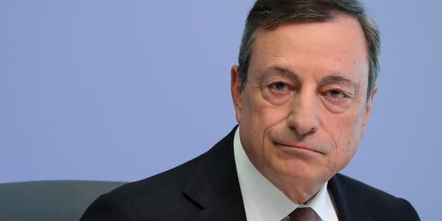 Mario Draghi al Jackson Hole: