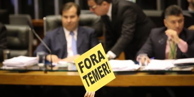 Câmara dos Deputados rejeitou segunda denúncia contra presidente Michel Temer.