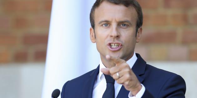 Les deux faux-pas de la rentrée d'Emmanuel Macron