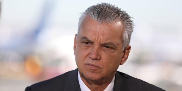 Paulo Cesar Silva, président et chef de la direction d'Embraer