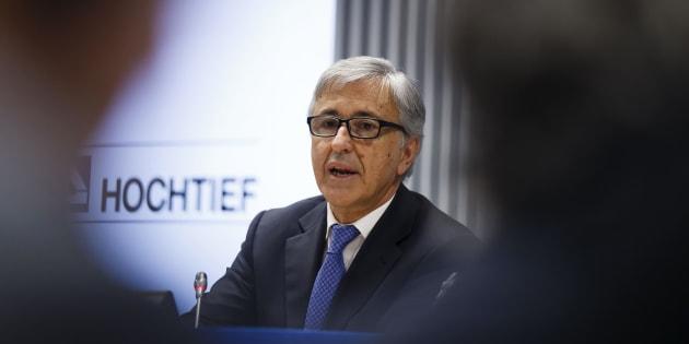 Atlantia tocca minimo da ottobre 2014, governo minaccia revoca concessione