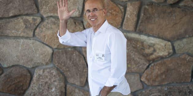 Jeffrey Katzenberg.
