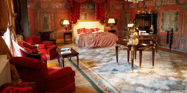La vente aux enchères du mobilier du Ritz a battu un record mondial.