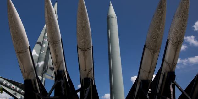 Jet Usa simulano bombardamento vicino alla Corea Nord