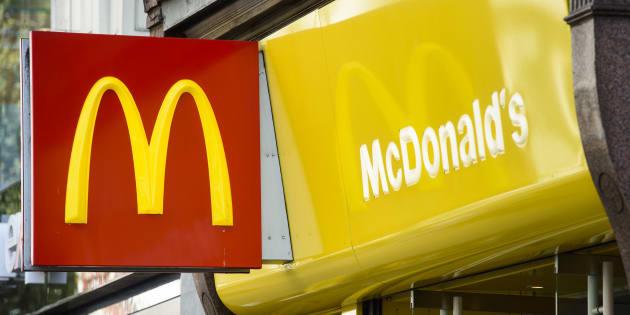 Du McDonald's livré chez vous à Montréal