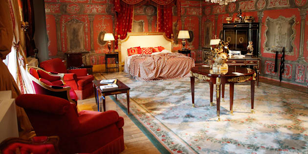 la vente aux ench res du mobilier du ritz a battu un record mondial. Black Bedroom Furniture Sets. Home Design Ideas