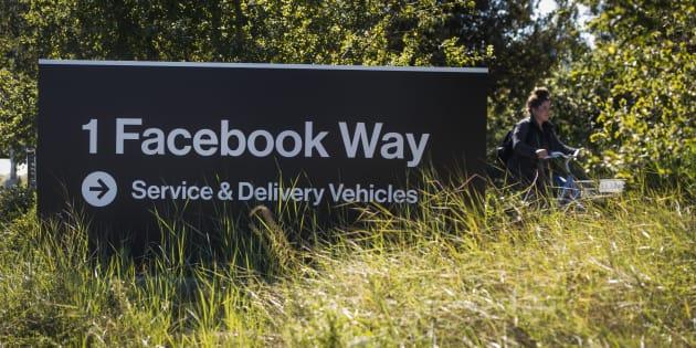 Facebook evacuata per allarme bomba