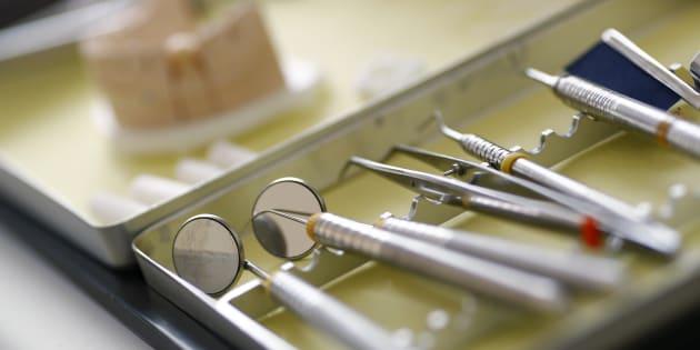 歯科医のイメージ写真