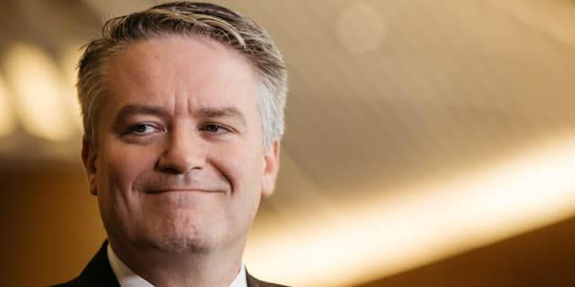 Finance Minister Mathias Cormann has been caught up in the MP expenses scandal.