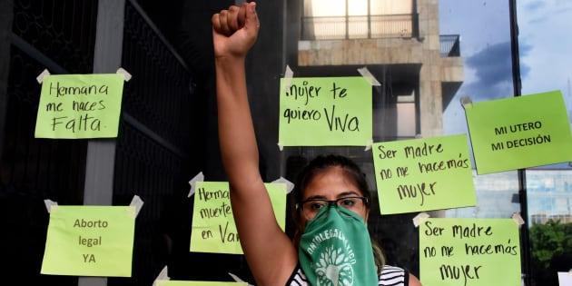 La movilización de miles de mujeres en Argentina para exigir la despenalización del aborto inspiró a miles más en toda América Latina.