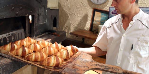 Panique dans les boulangeries — Pénurie de beurre