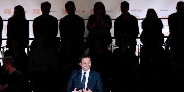 Benoît Hamon sera intronisé candidat socialiste dimanche 5 février.