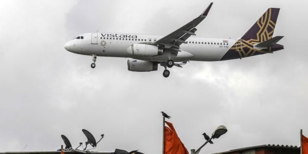 Empresa aérea indiana dá proteção às mulheres contra assédio.