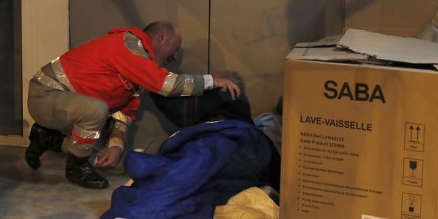 Paris compte au moins 3 624 personnes sans-abri