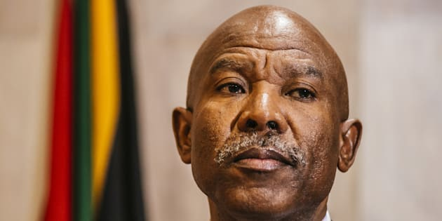 Lesetja Kganyago, governor of South Africa's central bank. Photographer: Waldo Swiegers/Bloomberg via Getty Images