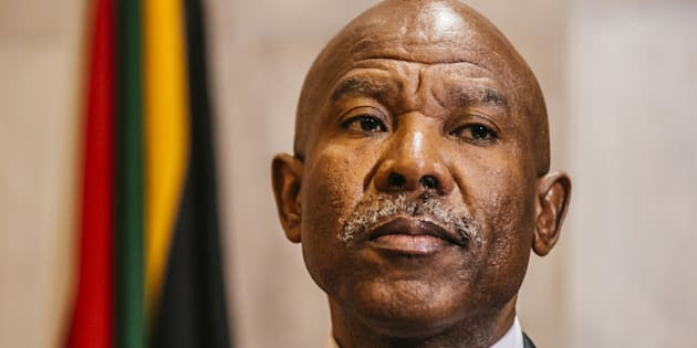 Lesetja Kganyago, governor of South Africa's central bank.