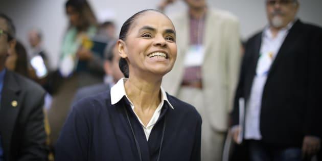 Marina Silva (Rede) teria 16% dos votos em Lula em uma eleição sem o ex-presidente, aponta Ibope.