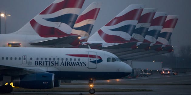 Les vols au départ de Heathrow suspendus à cause d'un drone — Londres
