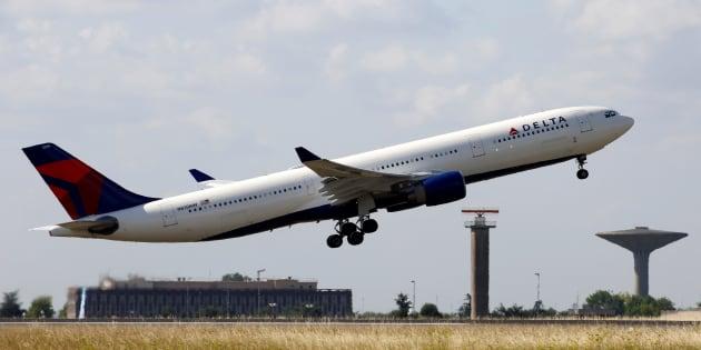 Grâce au tweet d'une passagère, tout le monde a défendu Delta Air Lines